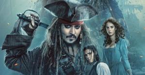 Pirates of the Caribbean: Dead Men Tells No Tales (CollegeHumor)