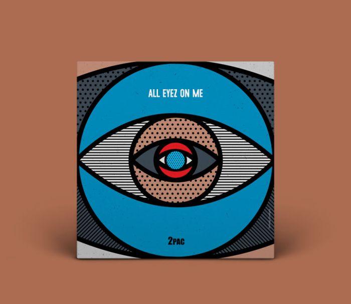 All Eyez on Me - 2Pac (Mike Karolos)