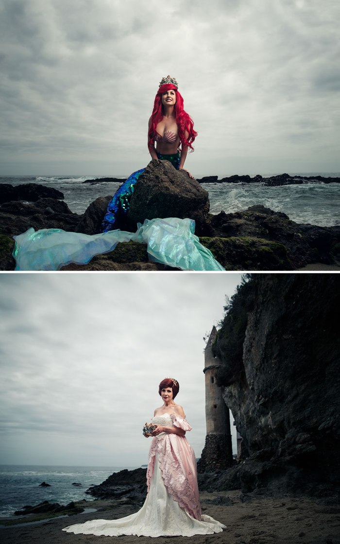 Ariel (Tony Ross)