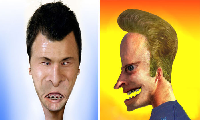 Beavis and Butt-head (mataleoneRJ)