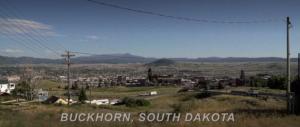 Buckhorn, Dakota del Sud (Twin Peaks 3)