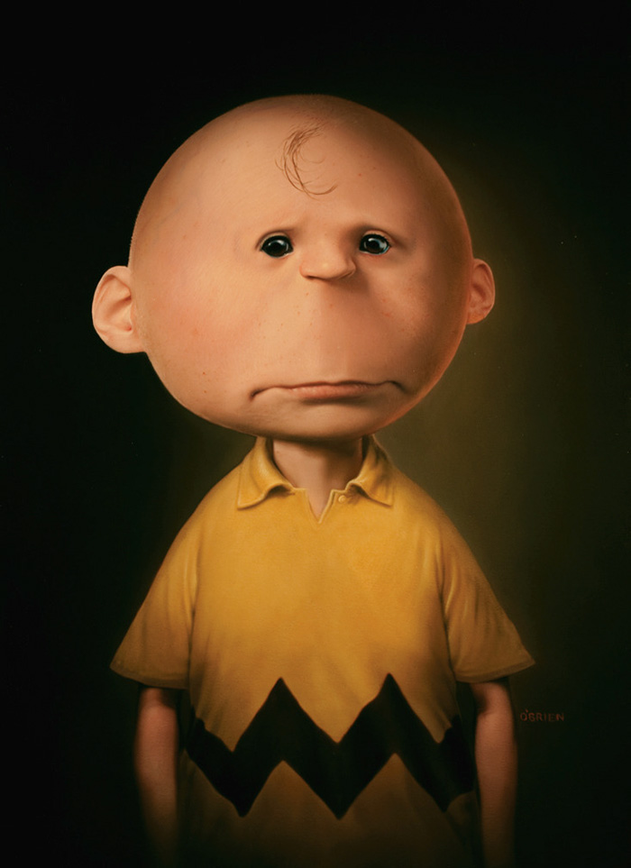 Charlie Brown (Tim O'Brien)