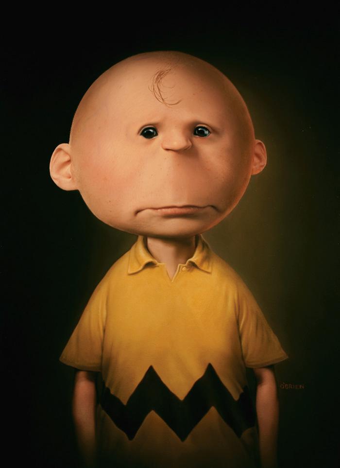 Charlie Brown (Tim O'Brien)