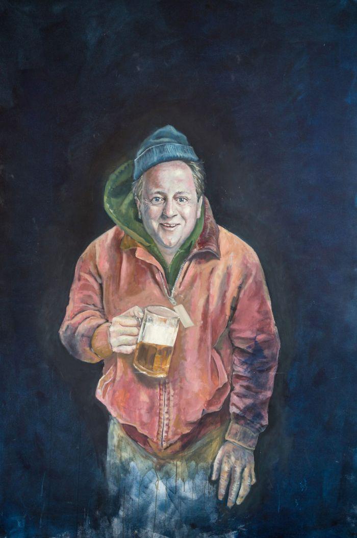 David Cameron (The Vulnerability Series/Abdalla Al Omari)