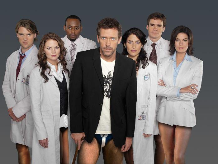 Dr. House (designcrowd.com)