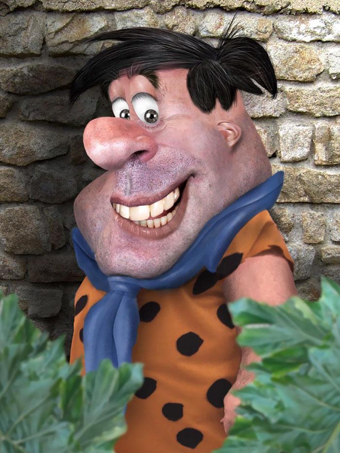 Fred Flintstone (Hanna & Barbera)