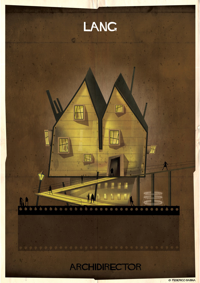 Fritz Lang (federicobabina.com)