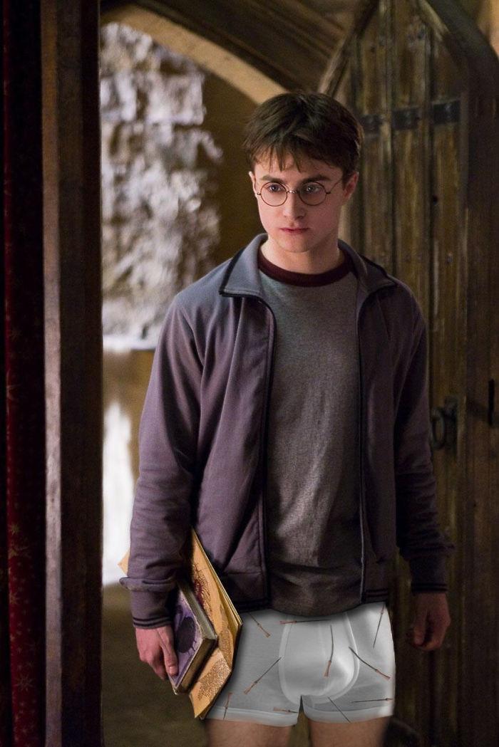 Harry Potter (designcrowd.com)