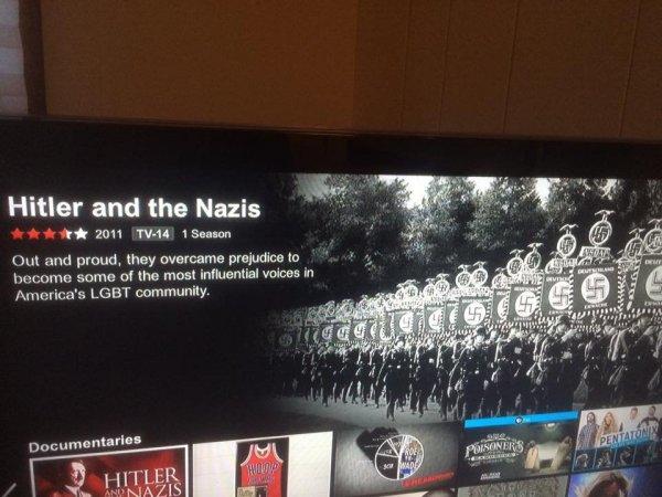 Hitler and the Nazis (Netflix)