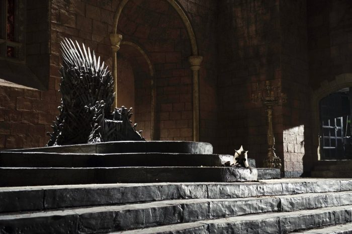 Iron Throne (Game of Thrones/HBO)