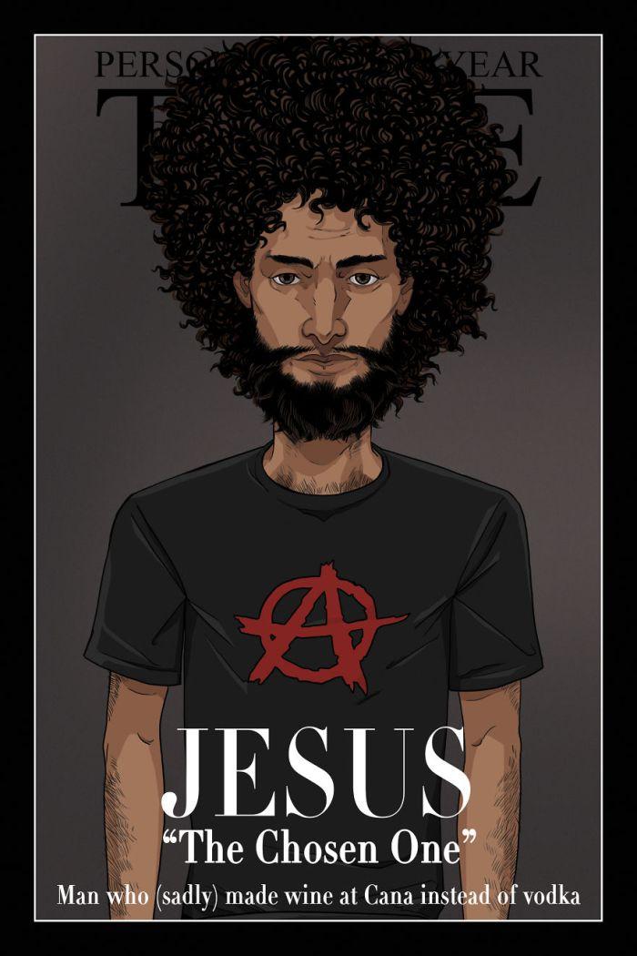 Gesù (Karolina Paciorek)