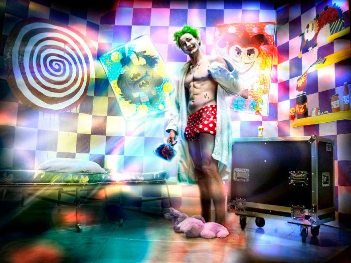 Joker (Duke Shoman/SUbPAR HEROES)