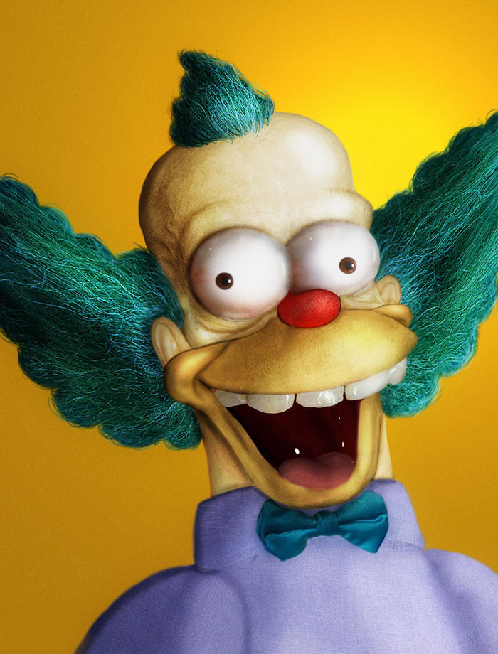 Krusty il Clown (flickr.com)