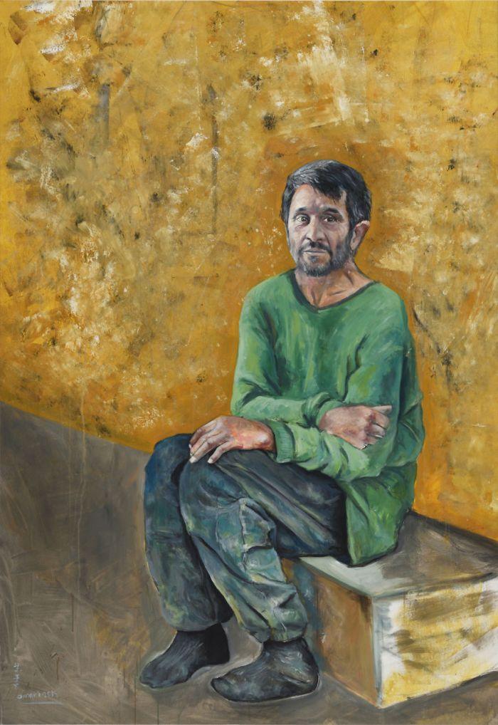 Mahmoud Ahmadinejad (The Vulnerability Series/Abdalla Al Omari)