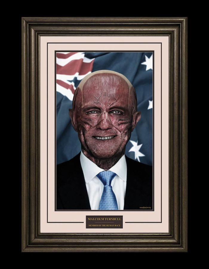 Malcolm Turnbull/One Millimeter (Alex Wadelton/Marcus Byrne)