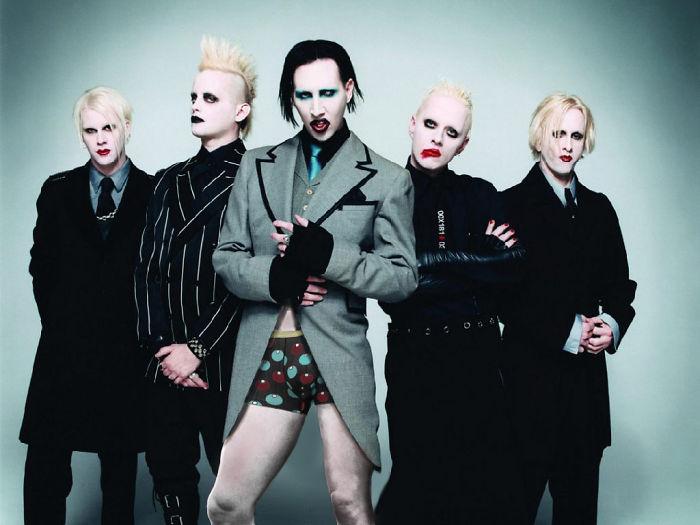 Marilyn Manson (designcrowd.com)