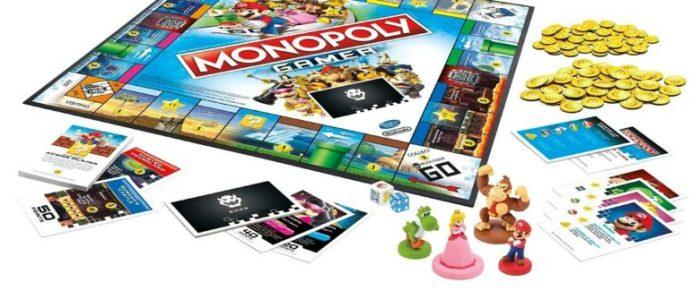 Monopoly Gamer (Nintendo/Hasbro)