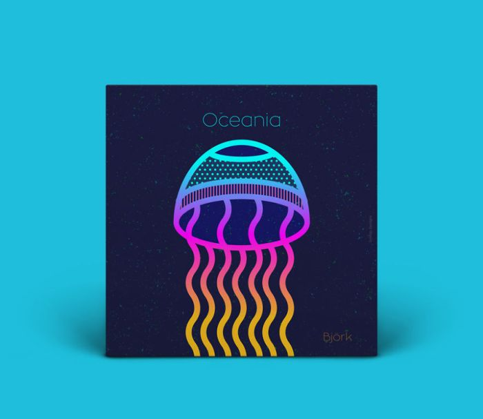 Oceania - Bjork (Mike Karolos)