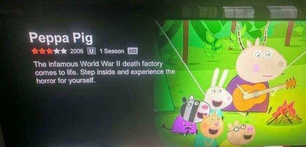 Peppa Pig (Netflix)