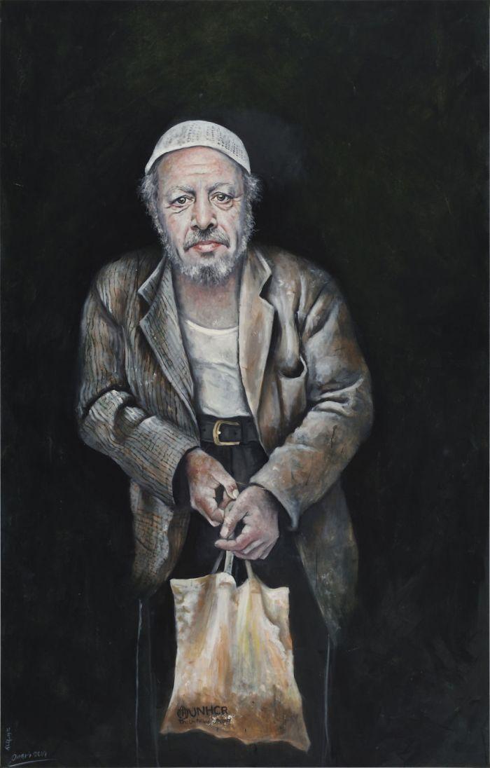 Recep Tayyip Erdogan (The Vulnerability Series/Abdalla Al Omari)