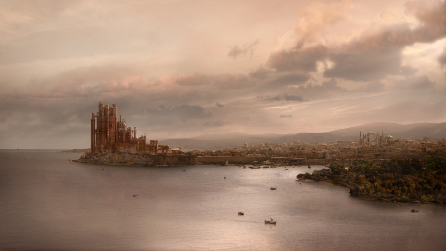 Red Keep (Game of Thrones/HBO)