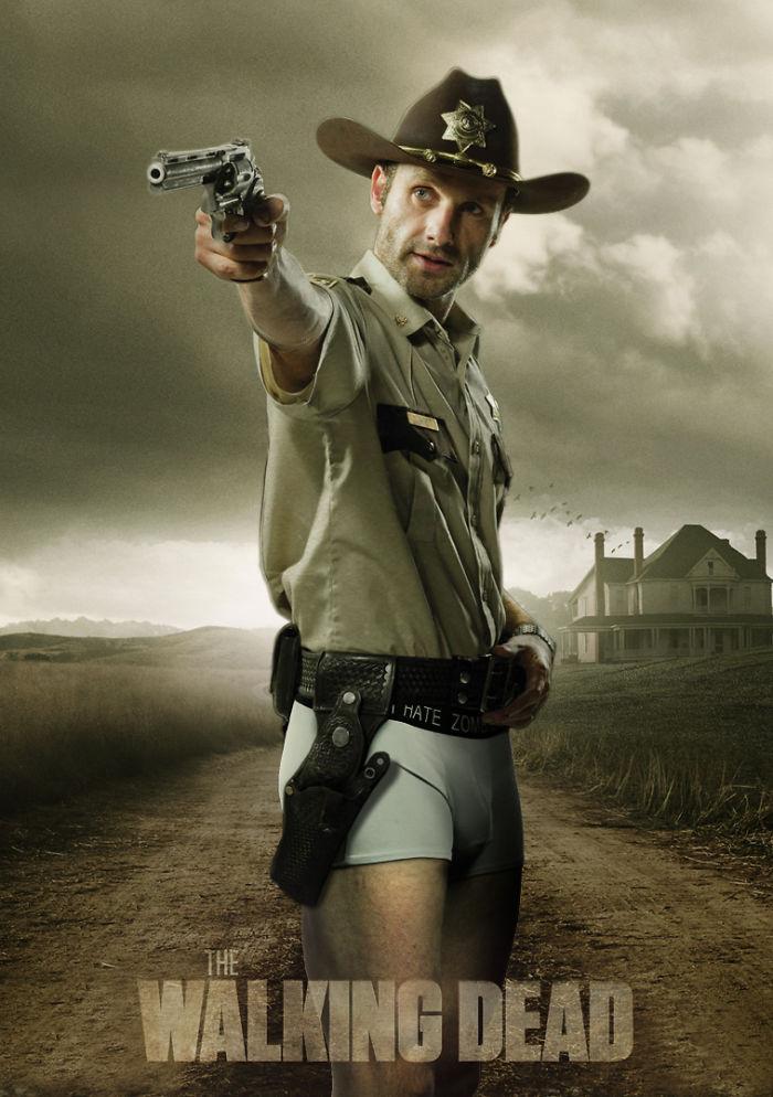 Rick Grimes (designcrowd.com)
