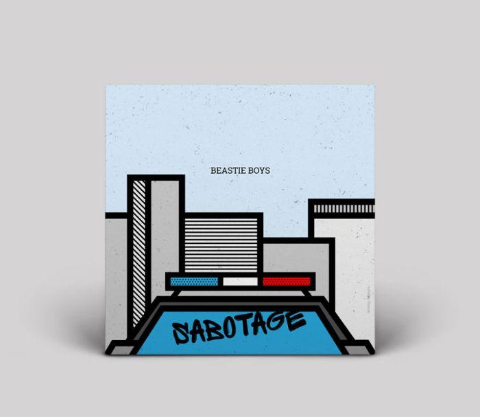 Sabotage - Beastie Boys (Mike Karolos)