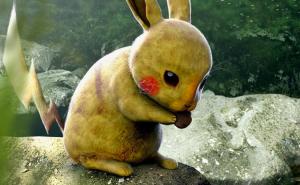 Pikachu (Pokémon Zoology/Joshua Dunlop)