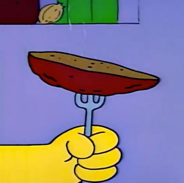 Meatloaf (Springfield Cuisine/FOX)