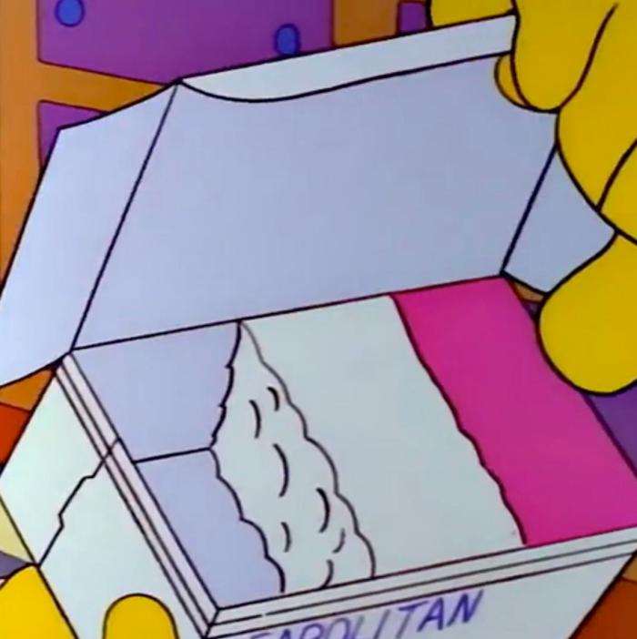 Neapolitan Ice-Cream (Springfield Cuisine/FOX)