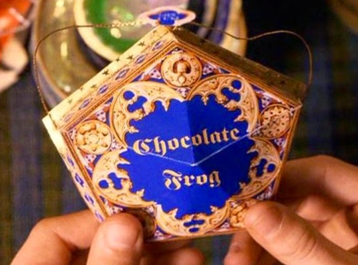 La Cioccorana di Harry Potter (Warner Bros)