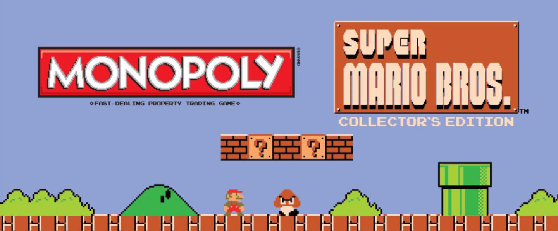 Monopoly Super Mario Bros (Nintendo/Hasbro)