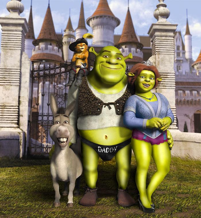 Shrek (designcrowd.com)