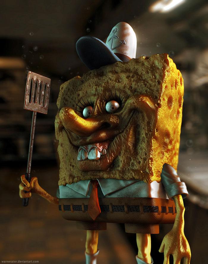 Spongebob (Bawarner)