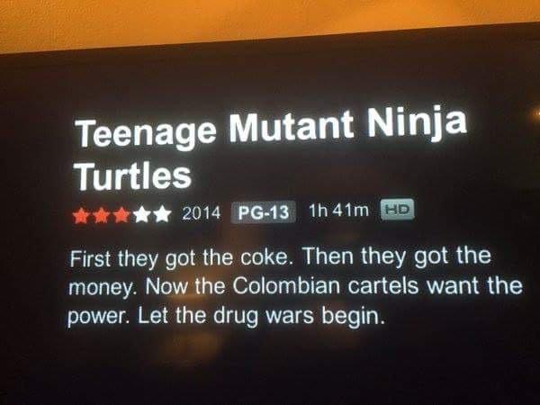 Teenage Mutant Ninja Turtles (Netflix)