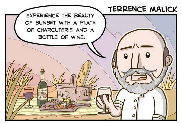 Terrence Malick (Cheeklicious)