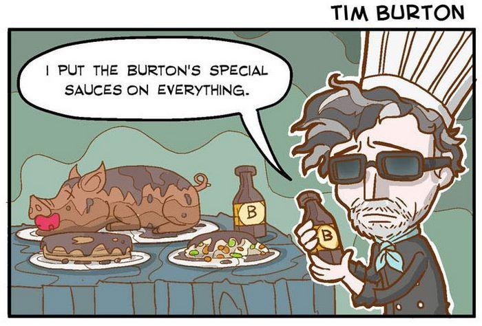 Tim Burton (Cheeklicious)