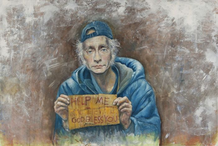 Vladimir Putin (The Vulnerability Series/Abdalla Al Omari)