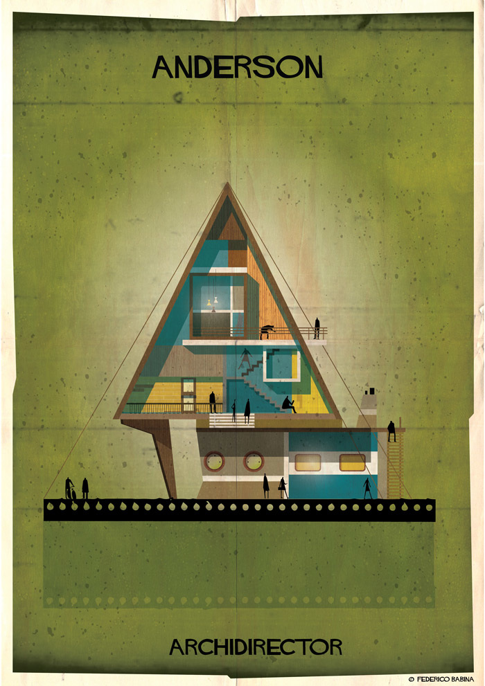 Wes Anderson (federicobabina.com)