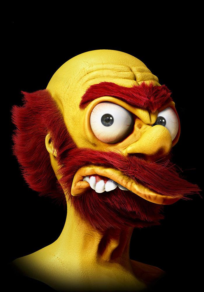 Willie dei Simpson (Amroosi)