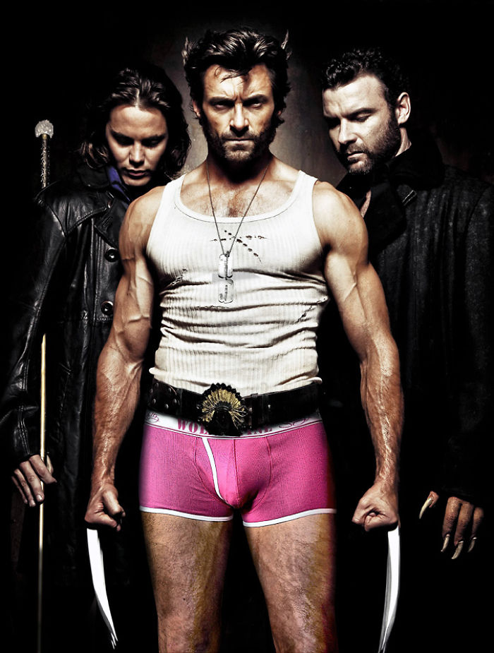 Wolverine (designcrowd.com)