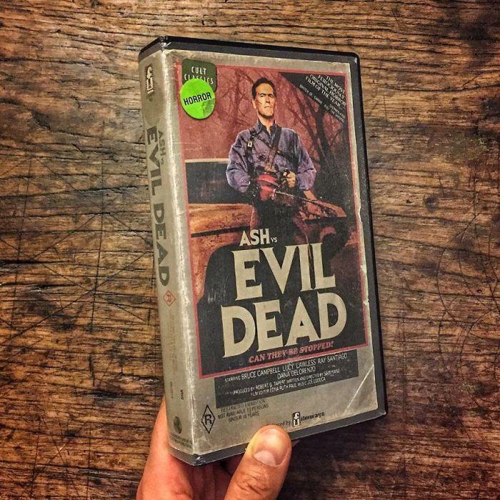 Ash Vs Evil Dead (Steelberg)