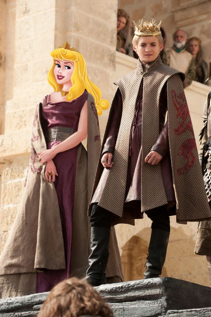 Aurora/Cersei Lannister (Gregory Masouras)