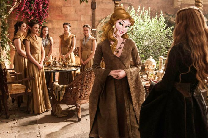 Bella/Margaery Tyrell (Gregory Masouras)