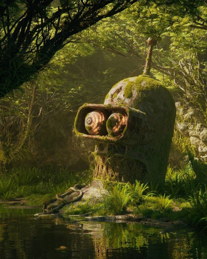 Bender di Futurama (Filip Hodas)