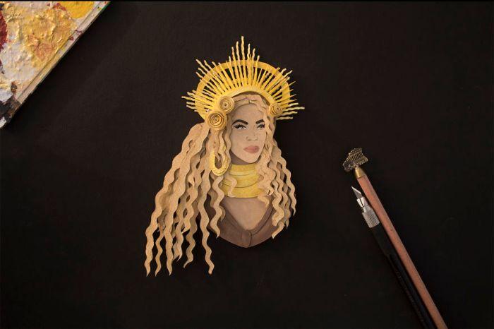 Beyoncé (Etsy)