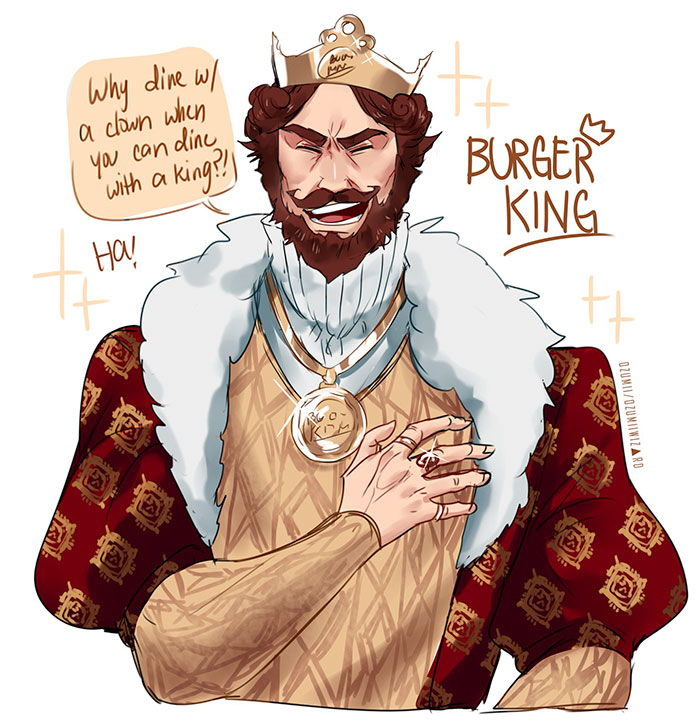 Burger King (Ozumii Wizard)