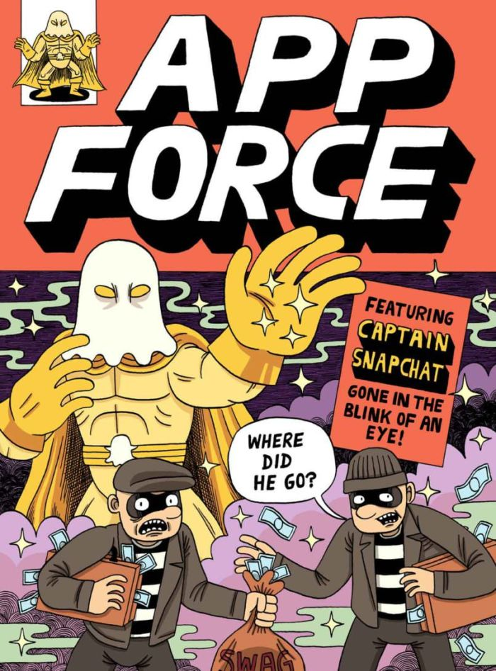 Captain Snapchat (Jack Teagle/App Force)