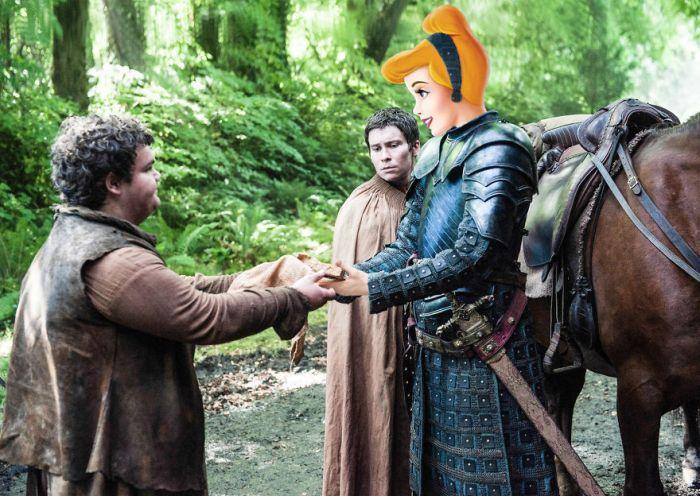 Cenerentola/Brienne of Tarth (Gregory Masouras)