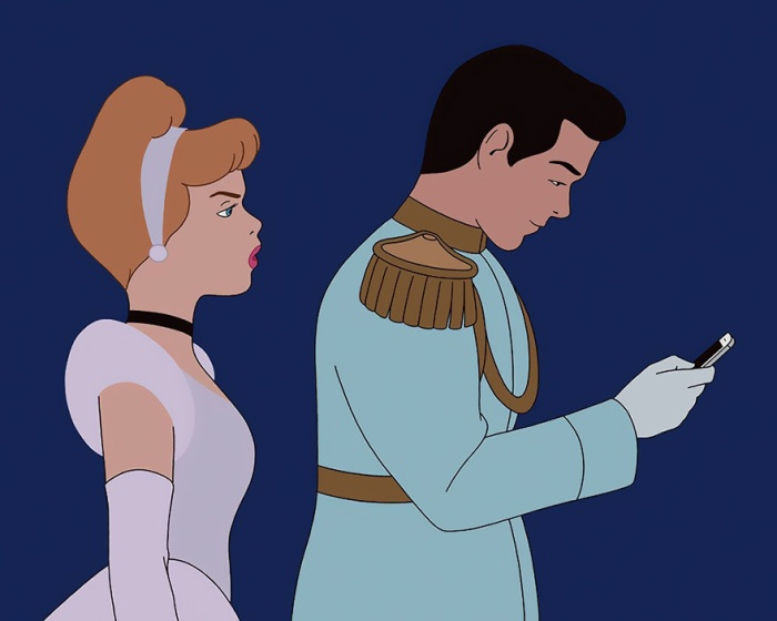 Cenerentola (Alt Disney/Tom Ward)